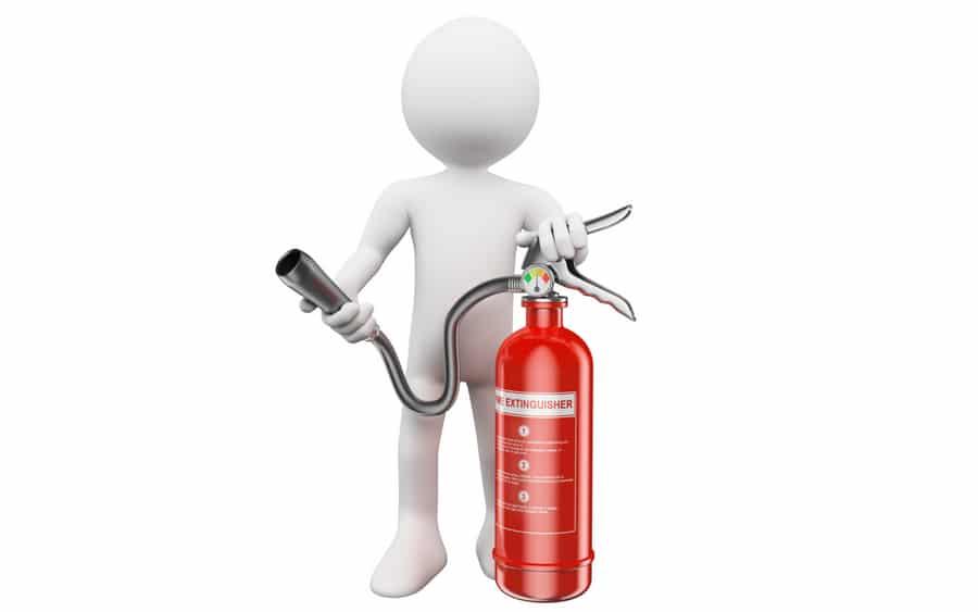 Dry-Powder-fire-extinguishers